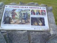 Památník bitvy u Jankova