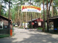 Autokemp Klůček ***