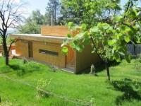 Dům v zahradě v Paní hájích