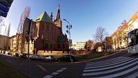 Štětín - procházka po historickém centru
