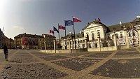 Jarní procházka centrem Bratislavy