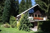 Ubytování v chatě uprostřed lesů