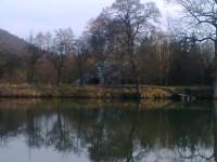 Chalupa u rybníka