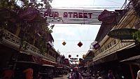 Siem Reap - procházka po Pub street