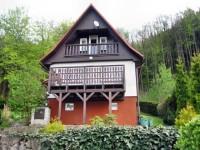 Chata pod Radhoštěm s výhledem