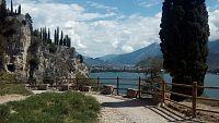 Cyklotrasa Ponale - Lago di Ledro