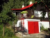 Hezká levná chata Hanačka, střední Morava