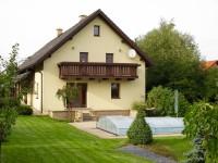 Prostorný dům s vířivkou a bazénem
