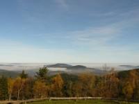 Už ta panoramata...(foceno z pokoje hotelu Dům sv. Vintíře)
