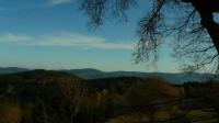 další pohled do krajiny z místa o pár metrů dál