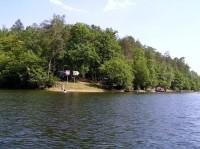 Lesní tábořiště Nebřich