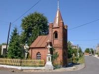 Služovice - Kaple svatého Jana Křtitele