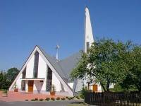 Služovice - kaple Nanebevzetí panny Marie