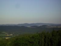 Výhled z Hotela Výhledy