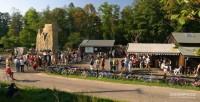 Vodácké tábořiště Cakle