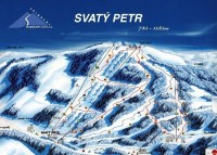 ski areál Svatý Petr: ski areál Svatý Petr