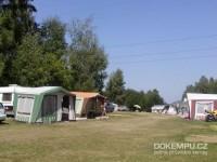 Veřejné tábořiště Vyskytná