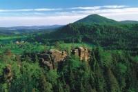 Z Krásné Lípy do Kyjovského údolí