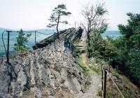 Na Zámecký vrch a na Jehlu