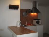 apartmán 1B-kuchyňka