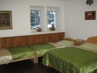 apartmán 1B-dvoulůžko a dvě lůžka