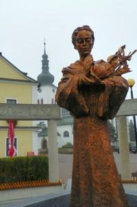 Památník svaté Zdislavy