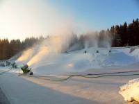 Zásobník sněhu
