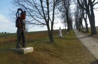 Pohádková alej a dětský lanový park Lužánky