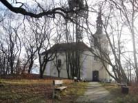 Kostel sv. Jana Nepomuckého nad M. Chuchlí