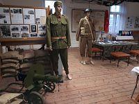 Muzeum obce Česká Ves a zajateckých táborů na Jesenicku