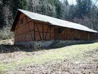Budova zajatců