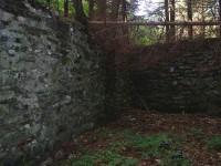 Základy jedné z budov