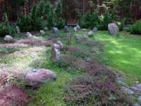 Ruský hřbitov - 1 kámen/1 zajatec