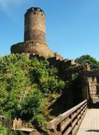 Vstup a věž :)