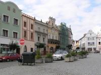 Havlíčkův Brod: Část náměstí