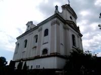 Do Radomyšle za dvěma kostely