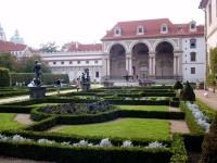 Procházka Valdštejnskou zahradou