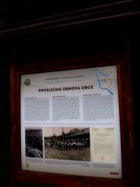 Putování historii aneb Naučnou stezkou Vyklizené Hradištko