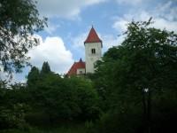 Ze Stodůlek na Krteň a do Zličína