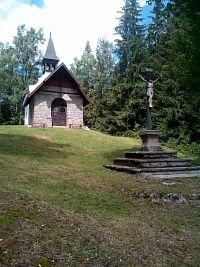 Mariánská kaple Strážný