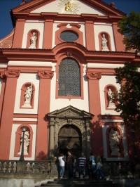 Kostely ve Staré Boleslavi