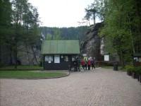 Do věží Adršpachu