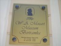 Na Bertramku-za Mozartem
