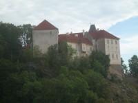 Na zámek Vimperk