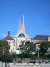 klášter Emauzy