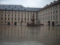prohlídka Pražského hradu