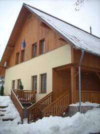 Harrachovka villa
