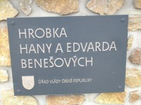 Vila prezidenta Beneše a její okolí