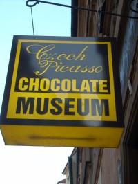 Za krásou čokoládových obrazů