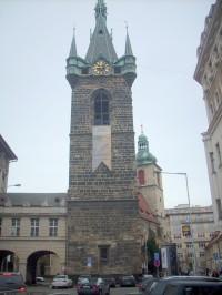 Na věž ve věži-Jindřišská věž